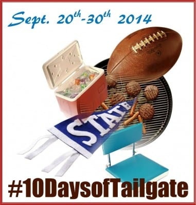 #10DaysofTailgate | Cooking In Stilettos