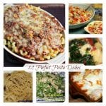 A Bit of Pasta for Dinner Inspiration with 12 Perfect Pasta Dishes