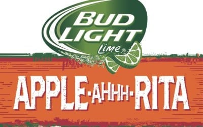 Bud Light Apple-Ahhh-Rita