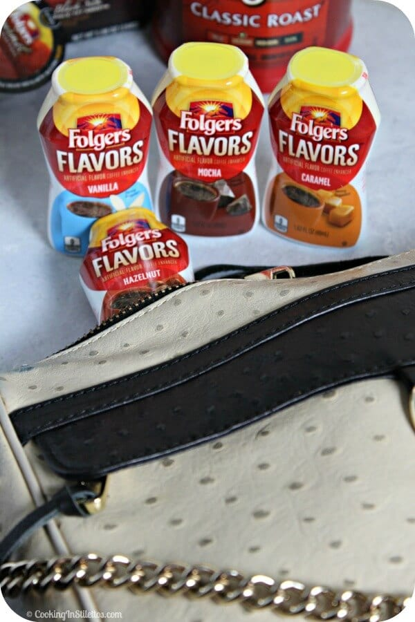 Folgers Flavors | Cooking In Stilettos #RemixYourCoffee