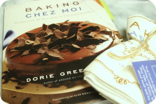 Baking Chez Moi Cookbook | Cooking In Stilettos