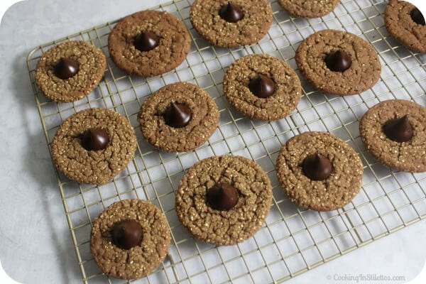 Chocolate Hazelnut Cookies | Cooking In Stilettos