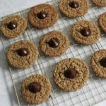 Chocolate Hazelnut Cookies To Kick Off #CookieWeek