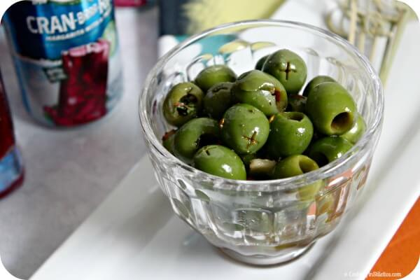 Marinated Olives | Cooking In Stilettos