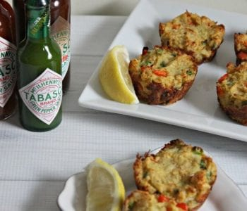 Baked Mini Crab Cakes