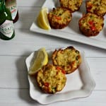 Holiday Party Recipes Call For Mini Baked Crab Cakes #SeasonedGreetings #ad