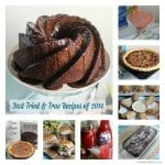 16 Of The Best Tried and True Recipes of 2014