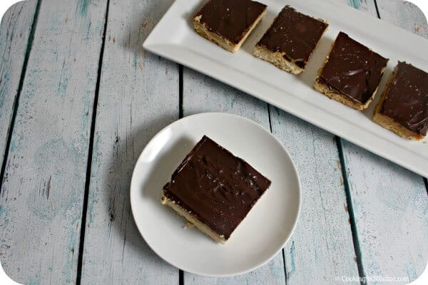 Millionaire's Shortbread Cookies   Cooking In Stilettos