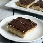Kicking Off #ChristmasWeek With Millionaire's Shortbread Cookies