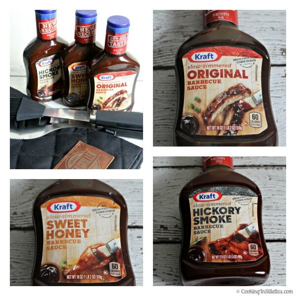 Kraft Barbeque Sauce - #Evergrillers | Cooking In Stilettos