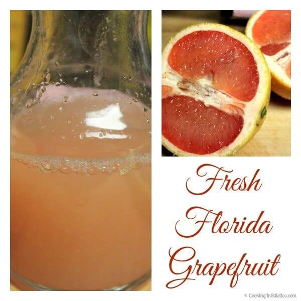 Fresh Florida Grapefruit