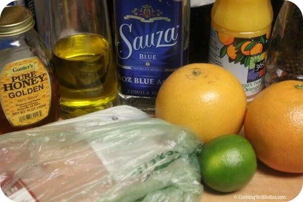 Paloma Chicken - Ingredients | Cooking In Stilettos