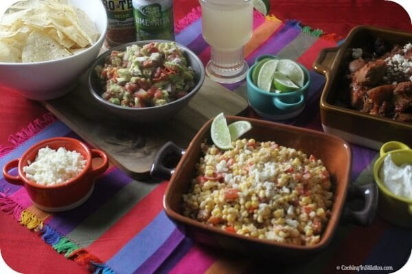 A Casually Chic Cinco de Mayo Menu | Cooking In Stilettos