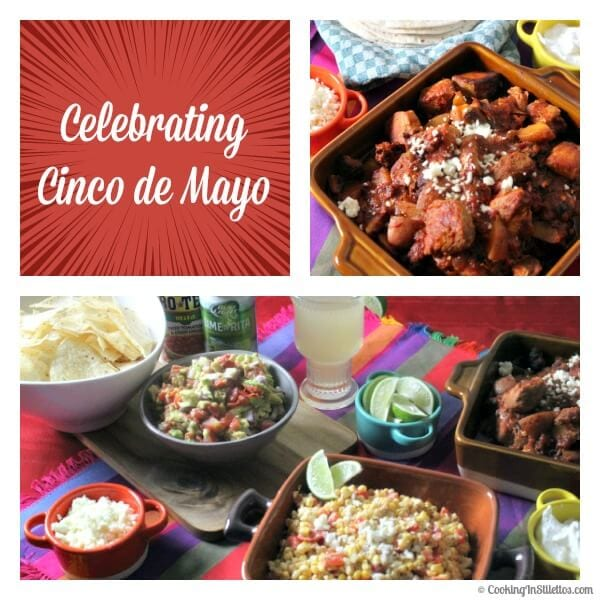 A Casually Chic Cinco de Mayo Menu | Cooking In Stilettos