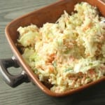 Tried and True: Lightened Up Coleslaw