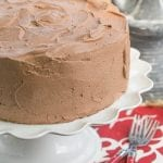 Tunnel of Mousse Cake From That Skinny Chick Can Bake