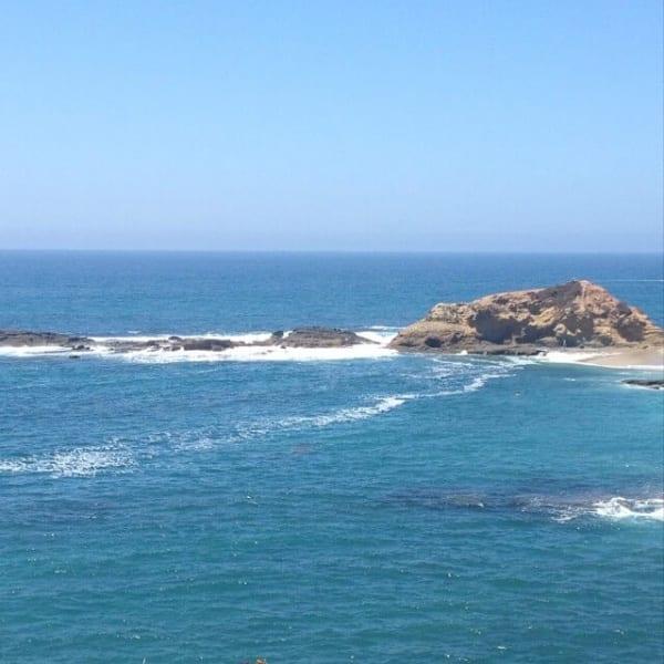View from Laguna Cliffs   Cooking In Stilettos