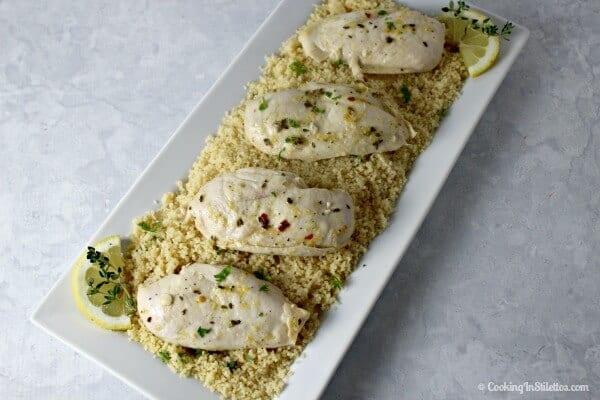 Lemon Chicken   Cooking In Stilettos