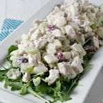 Chicken Waldorf Salad | CookingInStilettos.com