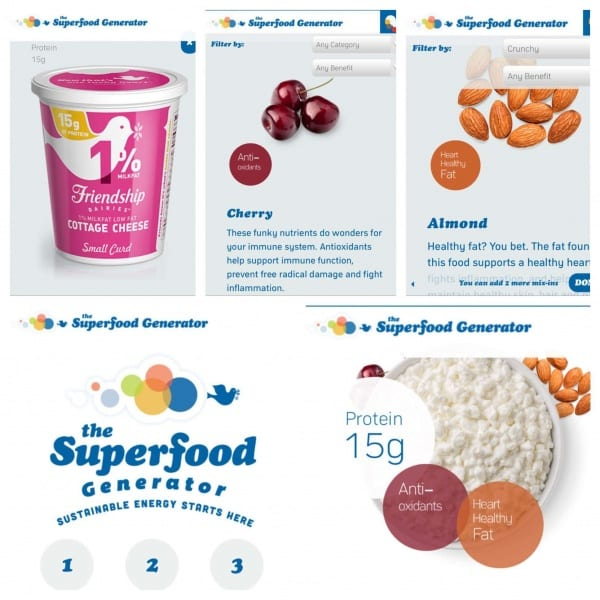 Superfood Generator - Cherry Almond
