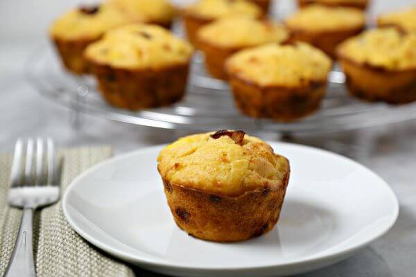 Bacon Egg and Cheese Muffins | Cooking In Stilettos