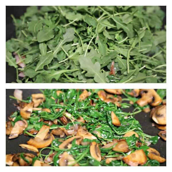 Smoky Pancetta Quiche - Argula Transformation | Cooking In Stilettos