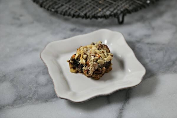 Sweet and Salty Chocolate Bacon Bars | Cooking In Stilettos