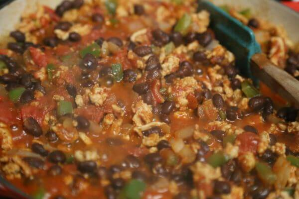 Easy Chipotle Tamale Pie - Bringing to a Simmer | Cooking In Stilettos