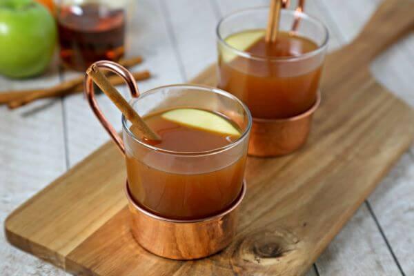 Hot Apple Cider Chai Tea | Cooking In Stilettos