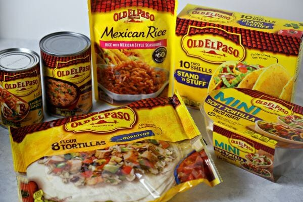 Old El Paso - Pantry Staples | Cooking In Stilettos