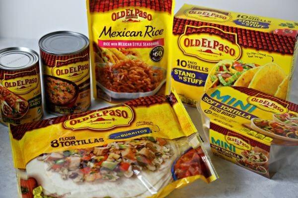 Old El Paso - Pantry Staples | Cooking In Stilettos