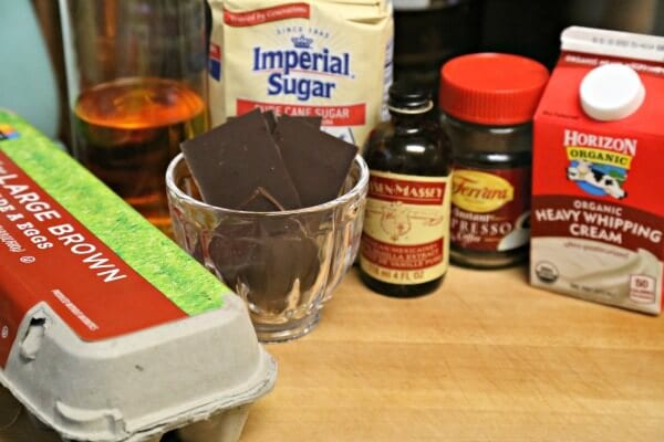 Chocolate Cloud Cake - Ingredients | Cooking In Stilettos