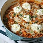 Rustic Skillet Lasagna – Easy Dinner Ideas With #PregoSauce