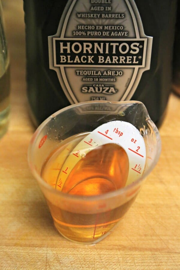 Sparkling Black Widow Cocktail - Hornitos® Black Barrel | Cooking In Stilettos