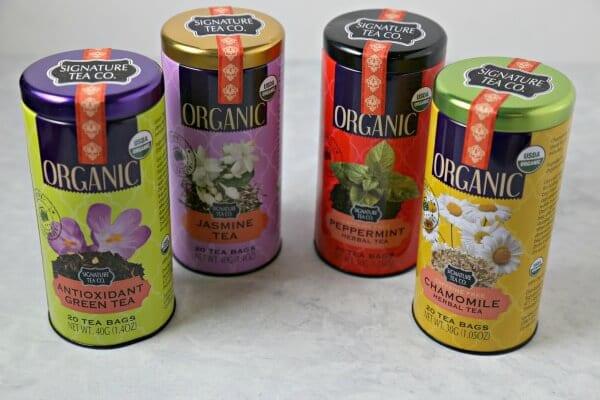 Holiday Box - Tea   CookingInStilettos.com