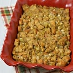 The Best Thanksgiving Stuffing Recipe and My #ThanksgivingHero