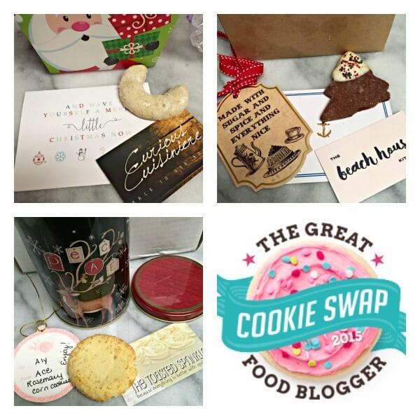 The Great Food Blogger Cookie Swap - 2015 | CookingInStilettos.com
