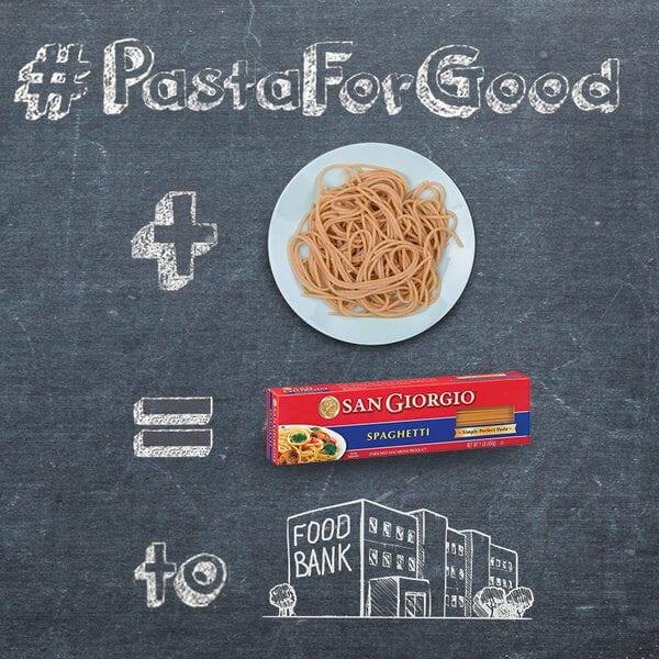 #PastaForGood | CookingInStilettos.com