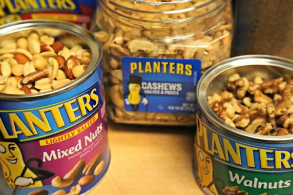 Tropical Spiced Mixed Nuts - Variety of Nuts | CookingInStilettos.com