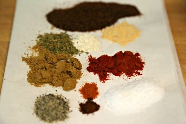 Homemade Taco Seasoning - Spices | CookingInStilettos.com