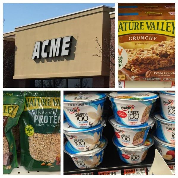 Lemon Berry Yogurt Crunch Parfait - ACME Trip |CookingInStilettos.com