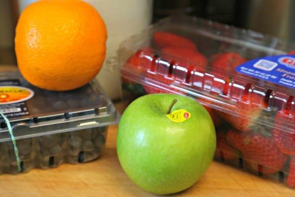 Easiest Ever Strawberry Jam - Ingredients | CookingInStilettos.com