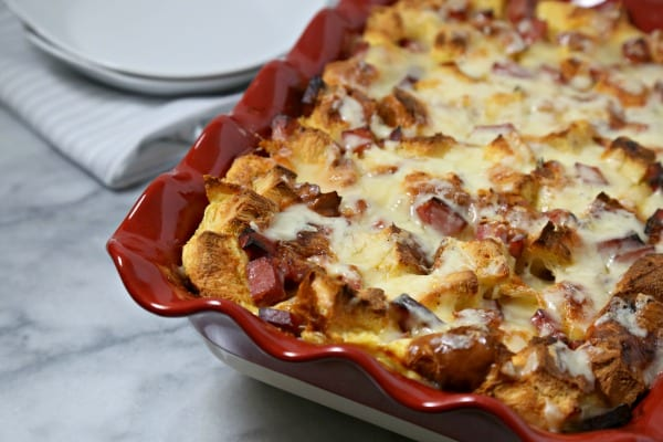 This Croque Madame Bread Pudding From Cookinginstilettos Com Will Be The Hit Of Your Next