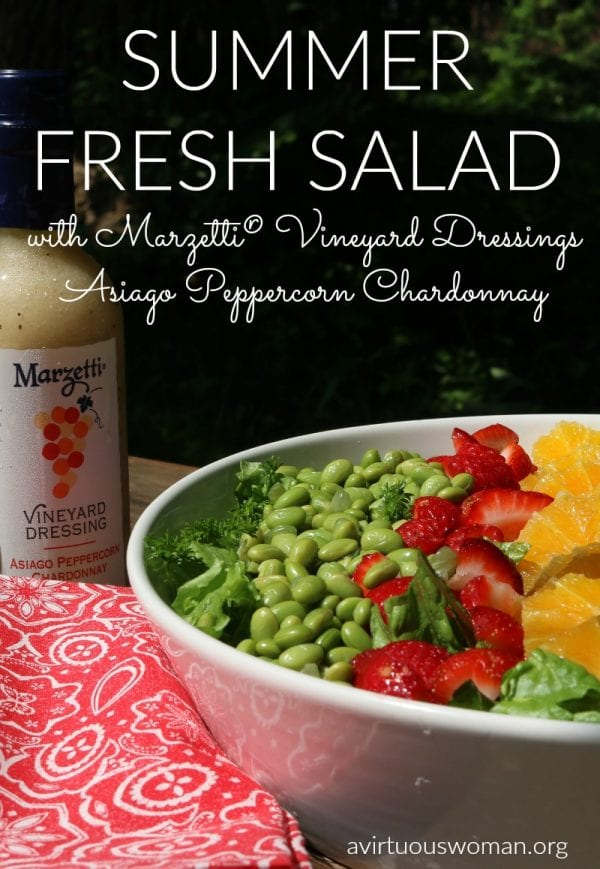 Delicious Dishes Recipe Party #29 | Summer Fresh Salad
