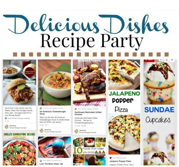 Delicious Dishes Recipe Party | CookingInStilettos.com