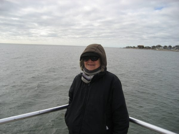 Peggy in Old Saybrook | CookingInStilettos.com