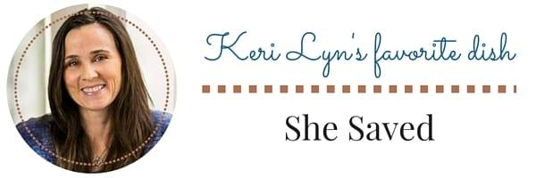Keri Lyn's Favorite Dish   Delicious Dishes Recipe Party   CookingInStilettos.com