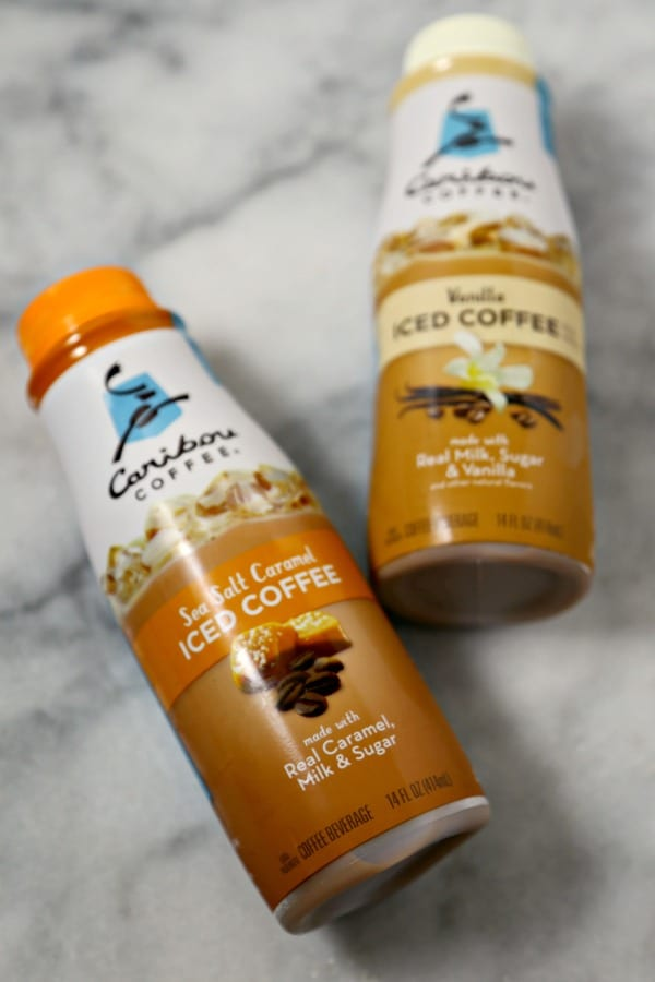 Chocolate Mocha Tiramisu Parfaits- Caribou ICed Coffee   CookingInStilettos.com