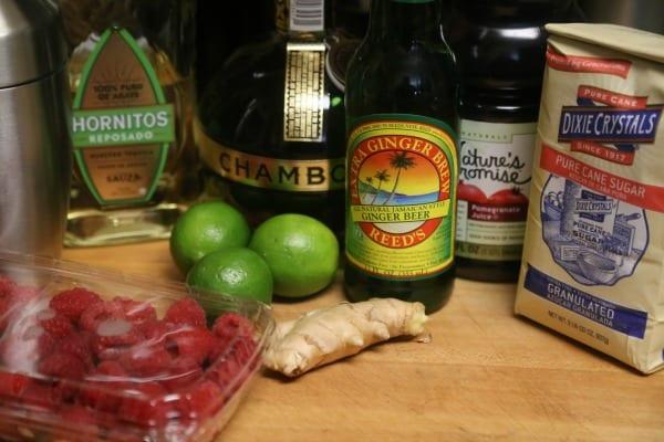 La Diabla Cocktail - Ingredients | CookingInStilettos.com
