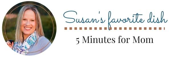 Susan's Favorite Dish | Delicious Dishes Recipe Party | CookingInStilettos.com
